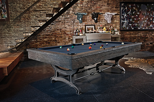 Brunswick Pool Room Furniture