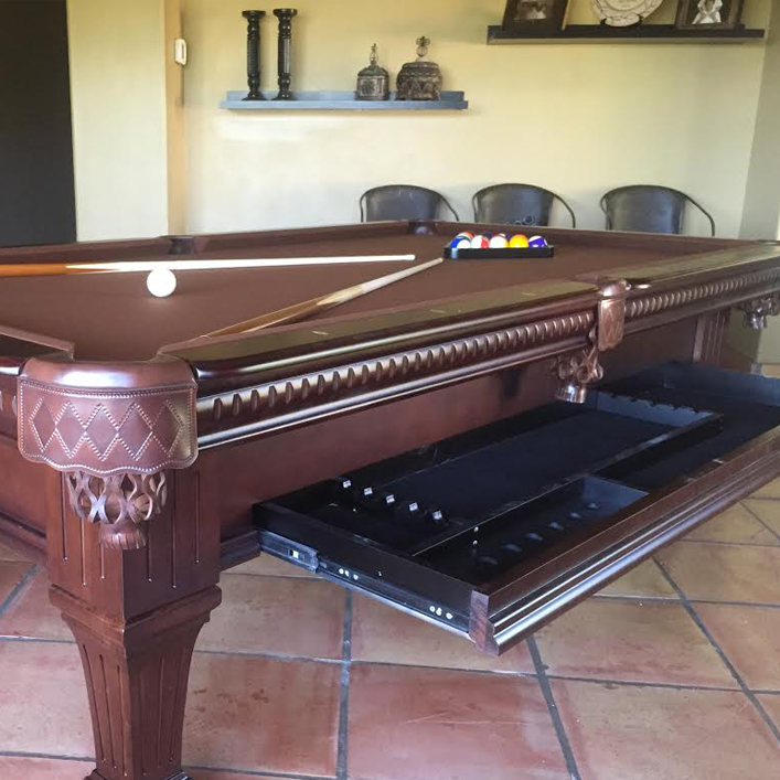NFL Pool Tables For Sale Prestige Billiards And Gamerooms Phoenix - Pool table movers new orleans